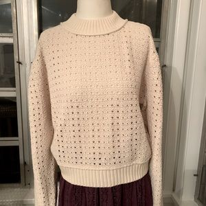 Free People Cotton Sweater